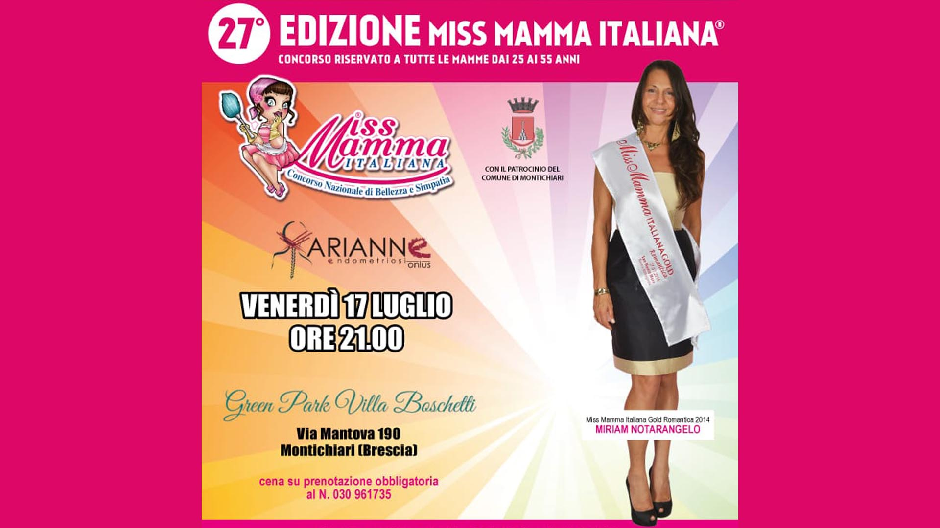 Miss Mamma Italiana 27 Cover